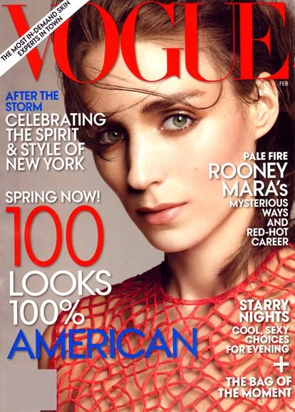 Vogue Cover - 2/1/2013