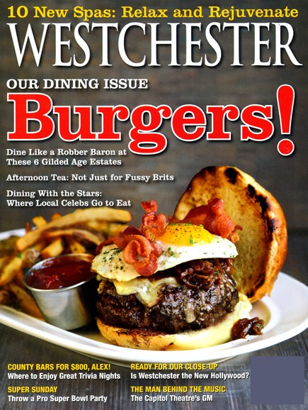 Westchester Magazine Cover - 2/1/2013