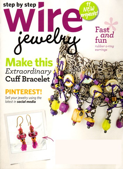 Step By Step Wire Jewelry Cover - 2/1/2013