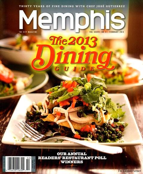 Memphis Cover - 2/1/2013