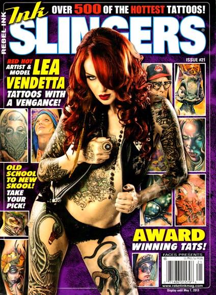 Rebel Ink Cover - 3/1/2013