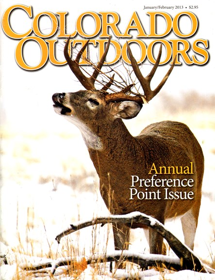 Colorado Outdoors Cover - 1/1/2013