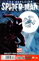 Superior Spider Man Comic 4/1/2013