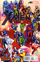 X-Men Comic 4/1/2013