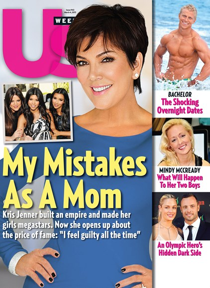 Us Weekly Cover - 3/4/2013