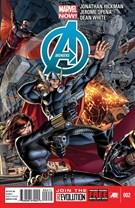 Avengers Comic 2/15/2013