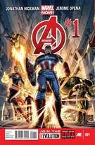 Avengers Comic 2/1/2013