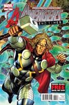 Avengers Comic 1/15/2013