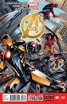 Avengers Comic 3/1/2013