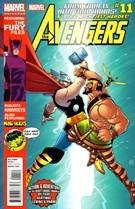 Avengers Earths Mightiest Heroes 4/1/2013