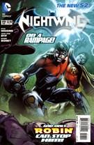 Nightwing Comic 4/1/2013