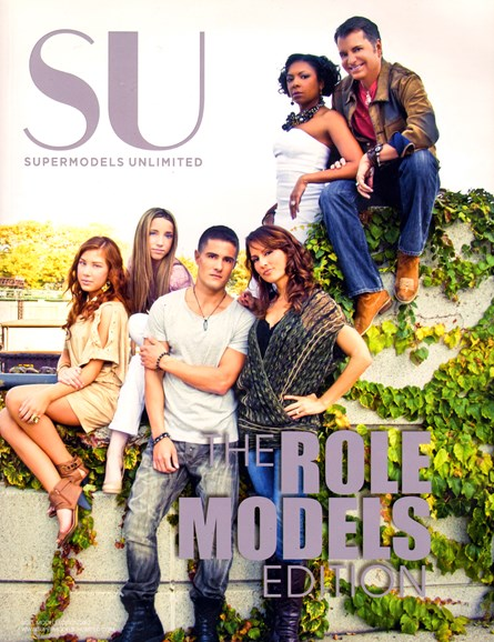 Supermodels Unlimited Cover - 4/1/2013