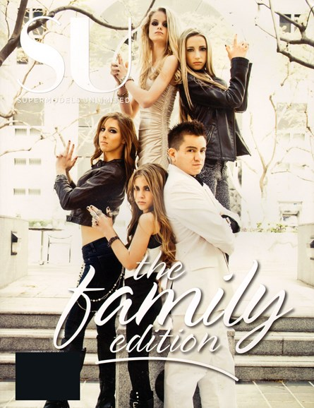 Supermodels Unlimited Cover - 3/1/2013