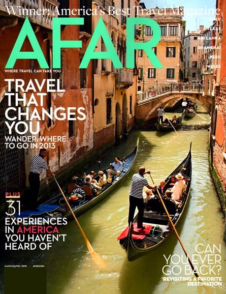 AFAR Cover - 3/1/2013