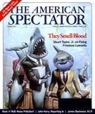 The American Spectator Magazine 3/1/2013