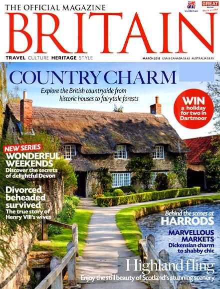 Britain Cover - 3/1/2013