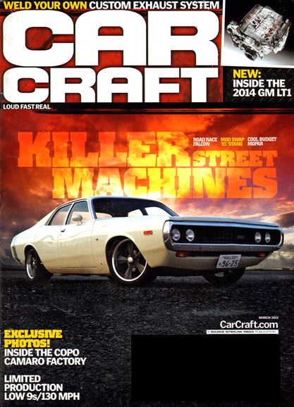 Car Craft Cover - 3/1/2013