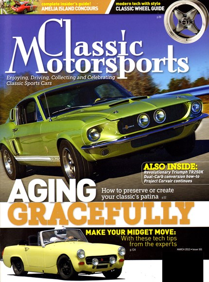 Classic Motorsports Cover - 3/1/2013