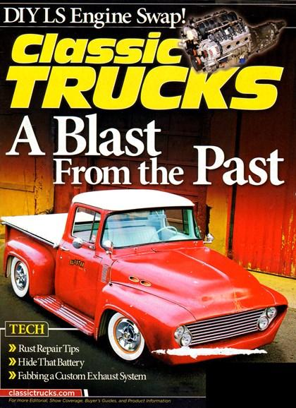Classic Trucks Cover - 3/1/2013
