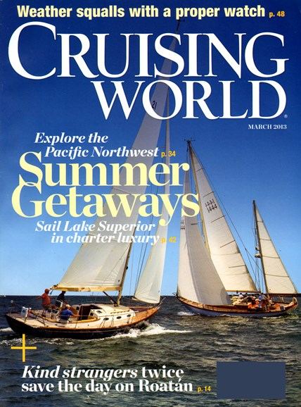Cruising World Cover - 3/1/2013