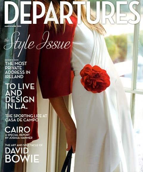 Departures Cover - 3/1/2013