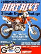 Dirt Bike Magazine 3/1/2013