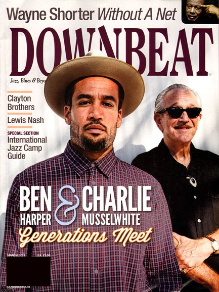 DownBeat Cover - 3/1/2013