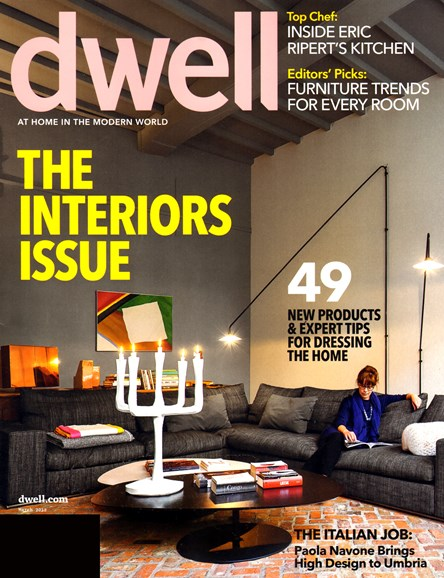 Dwell Cover - 3/1/2013