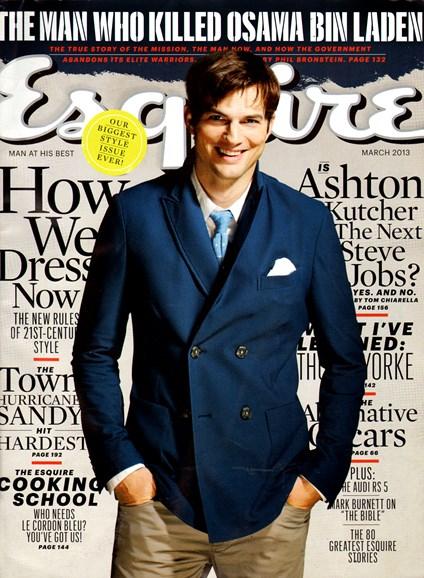 Esquire Cover - 3/1/2013