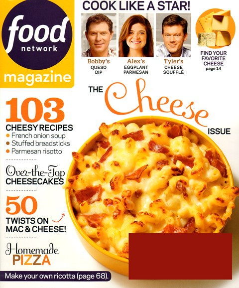 Food Network Cover - 3/1/2013