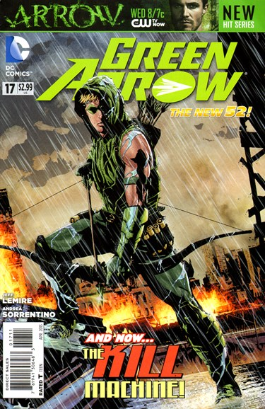 Green Arrow Cover - 4/1/2013