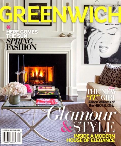 Greenwich Cover - 3/1/2013