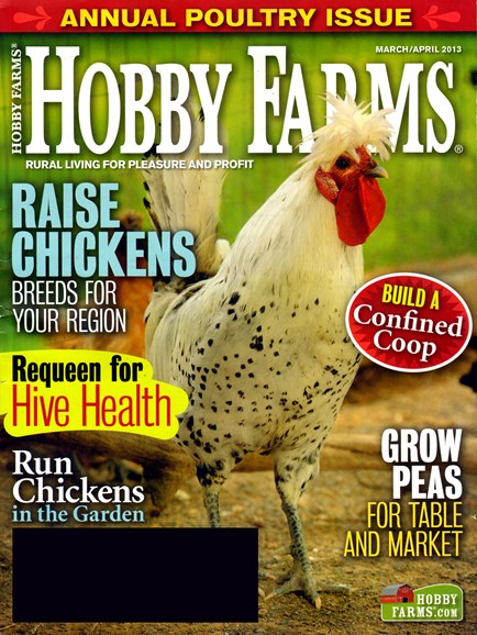 Hobby Farms Cover - 3/1/2013