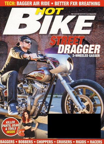 Hot Bike Cover - 3/1/2013