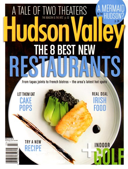 Hudson Valley Cover - 3/1/2013