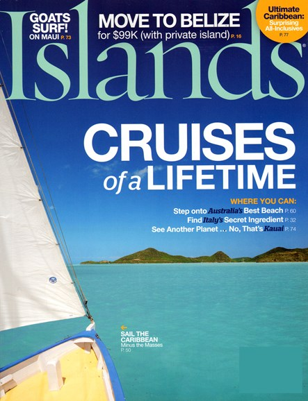 Islands Cover - 3/1/2013