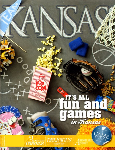 KANSAS! Cover - 3/1/2013