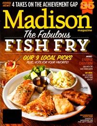 Madison Magazine | 3/1/2013 Cover