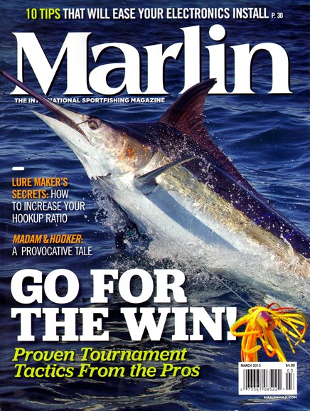 Marlin Cover - 3/1/2013