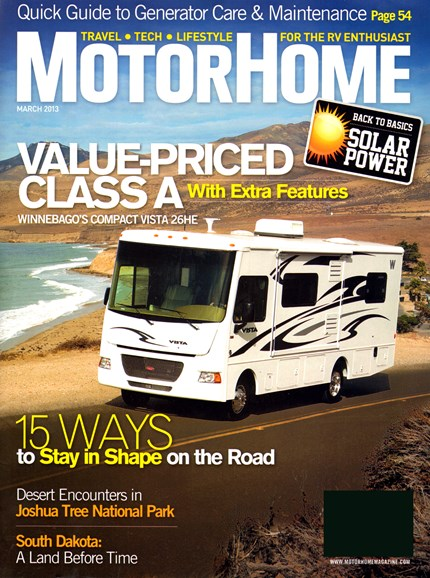MotorHome Cover - 3/1/2013