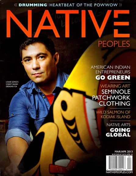 Native Peoples Cover - 3/1/2013