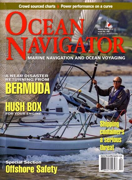 Ocean Navigator Cover - 3/1/2013