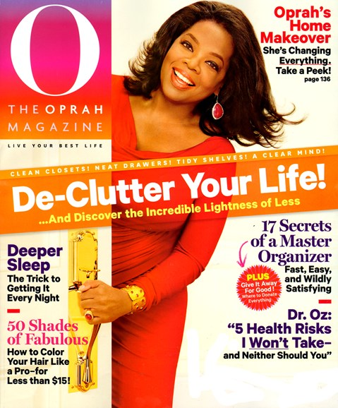 O The Oprah Cover - 3/1/2013