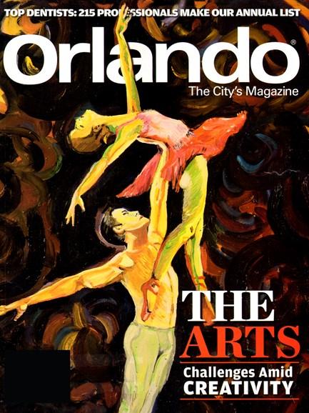 Orlando Magazine Cover - 3/1/2013