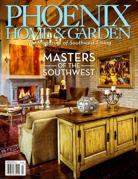 Phoenix Home & Garden Cover - 3/1/2013