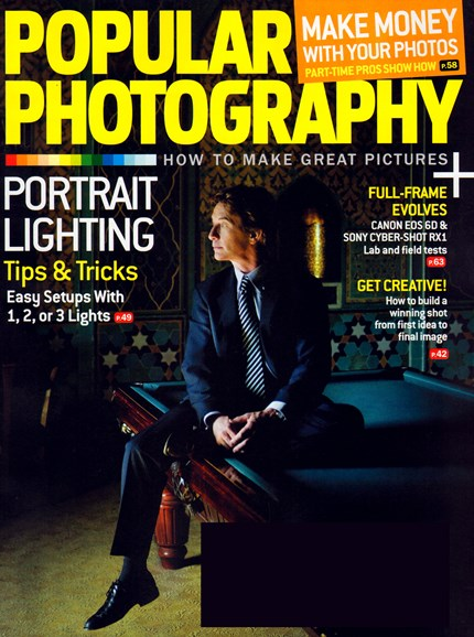 Popular Photography Cover - 3/1/2013