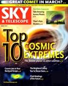 Sky & Telescope Magazine 3/1/2013