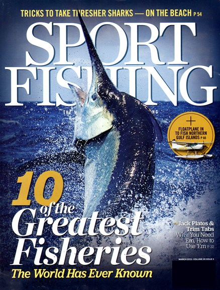 Sport Fishing Cover - 3/1/2013