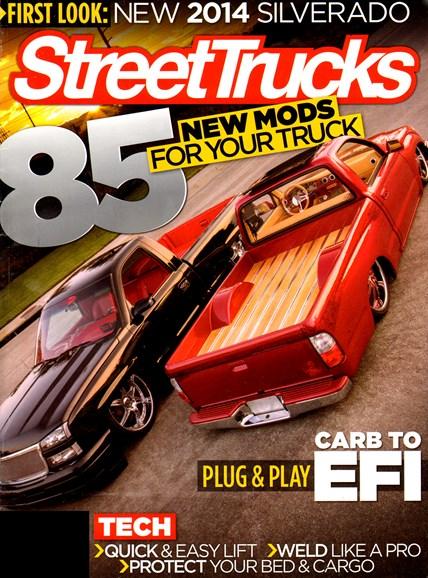 Street Trucks Cover - 3/1/2013
