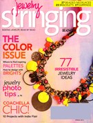 Jewelry Stringing Magazine 3/1/2013